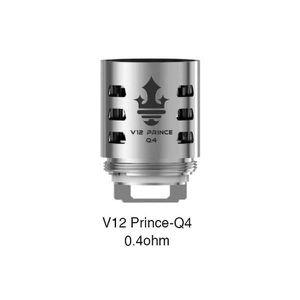 CIGARETTE ÉLECTRONIQUE Resistances TFV12 Prince - Smoktech - Q4 0.4ohm