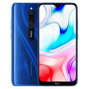 SMARTPHONE Redmi 8 64 Go - 4 Go - Bleu