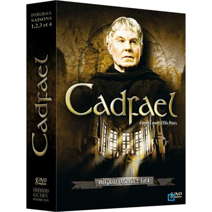 DVD SÉRIE DVD Coffret intégrale Cadfael, saisons 1 à 4