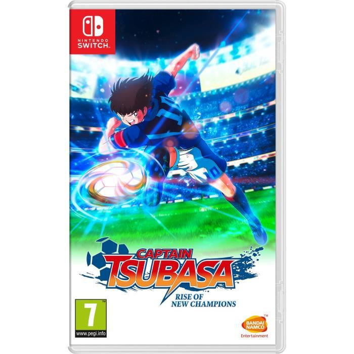 Captain Tsubasa: Rise Of New Champions Jeu Nintendo Switch