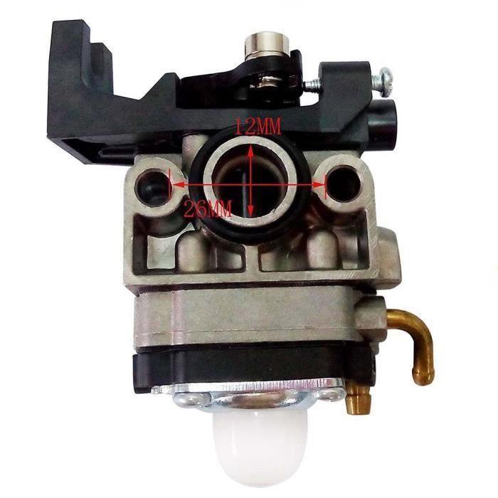 Filtre ruche Pièce détachée Carburateur pour moteur Honda GX25 HHB25 ULT425 UMS425 UMK425 Carburateur de tondeuse M33078 Ma74329