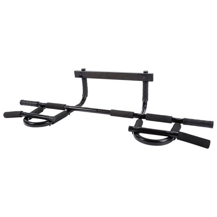 Barres parallèles simples de ménage cadre de porte de mur intérieur de luxe formateur de remise en forme de barre horizontale HB0