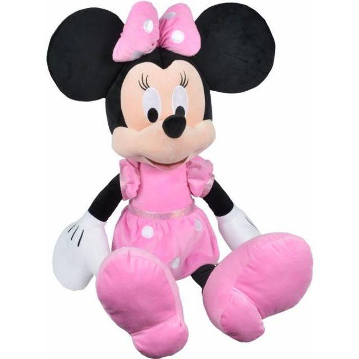 MINNIE Peluche Disney - Minnie 80 Cm