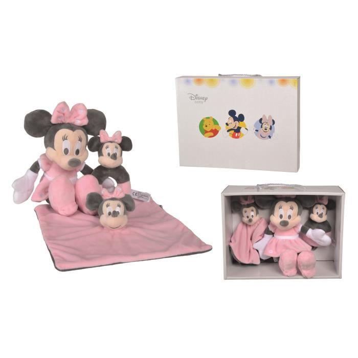 DISNEY -Tonal Pink- Minnie - Set cadeau