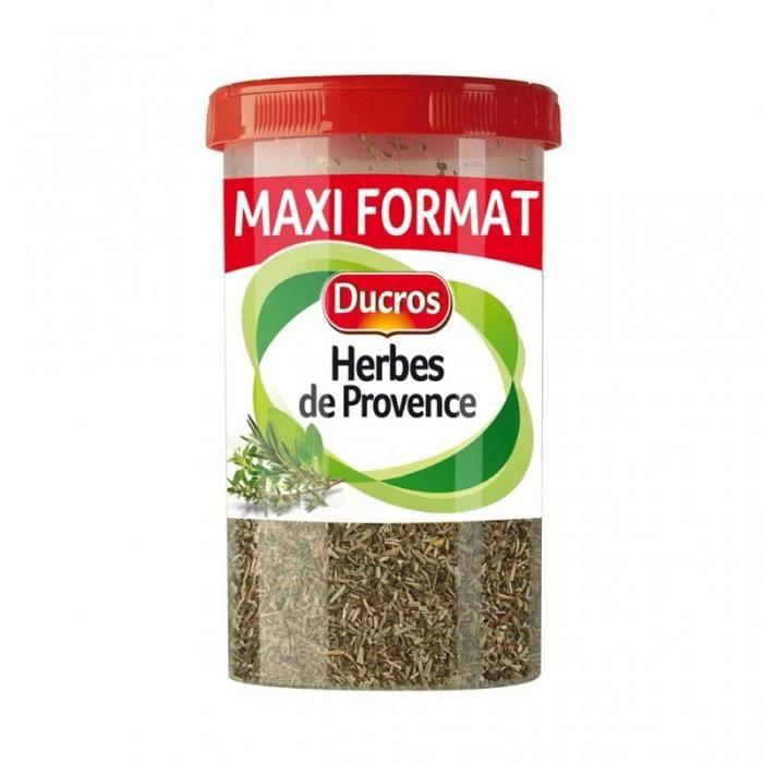 Ducros Herbes de Provence Maxi Format 40g (lot de 3)