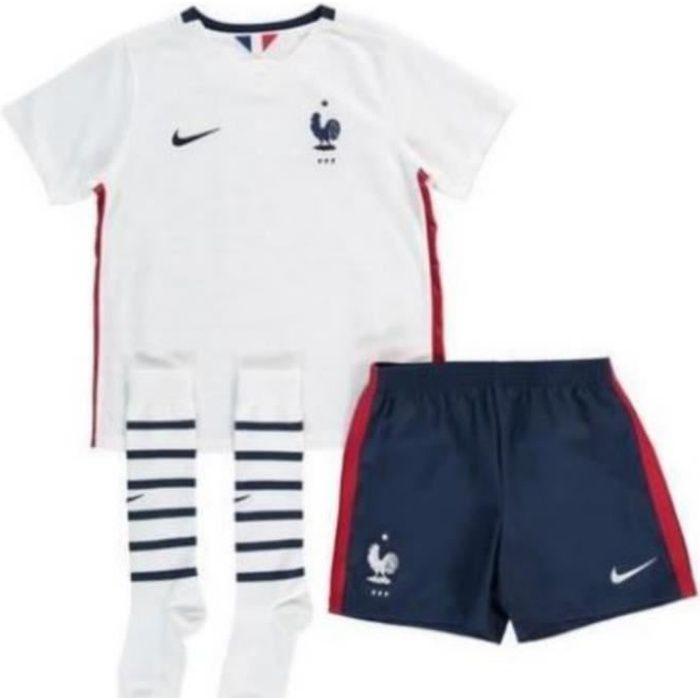 Mini-Kit Officiel Enfant Nike Equipe de France de Football 2015