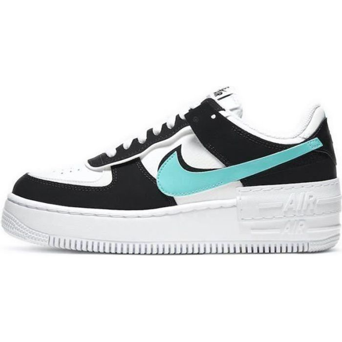 Basket Air Force 1 Shadow Air Force One AF 1 Low Chaussures de Running Femme CZ7929-1100