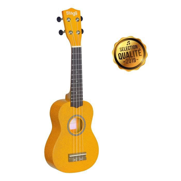 STAGG Ukulélé US-LEMON Soprano