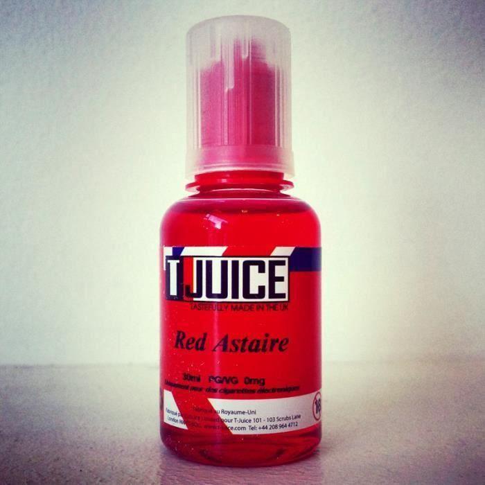 Arôme Concentré Tjuice Red Astaire 30ml