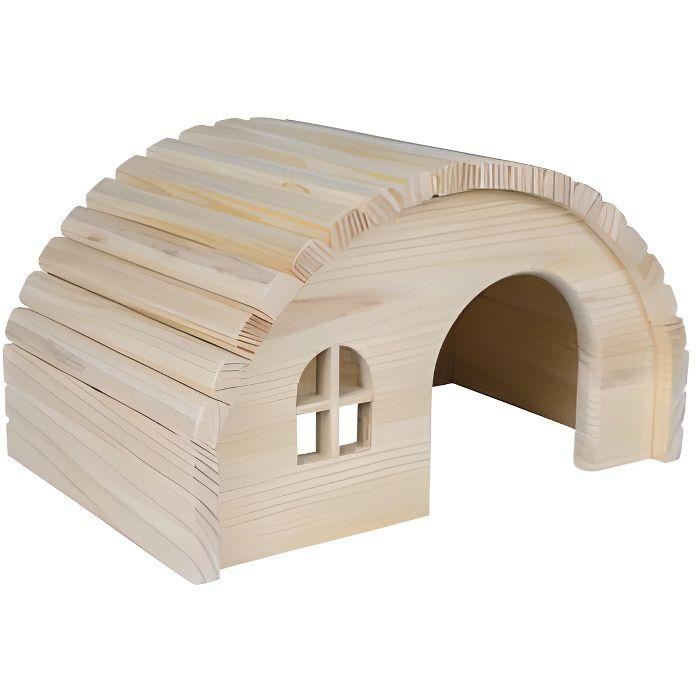 Trixie Maison en bois (Dimension: 19 x 11 x 13