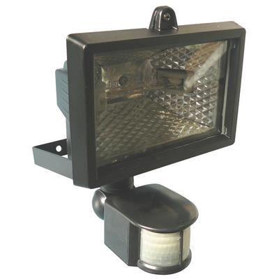 Projecteur eclairage spot halogene radar 120w ehs1