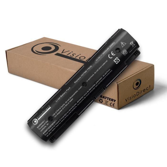 Batterie compatible HP COMPAQ ENVY 17-J091EF 17-J107NF 17-J126NF 11.1V 4400mAH ordinateur portable