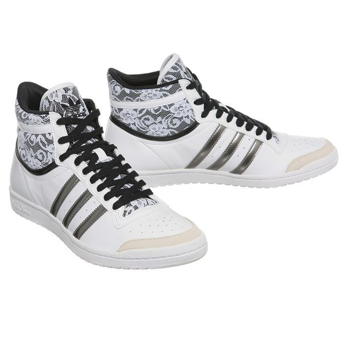 adidas baskets top ten hi sleek femme