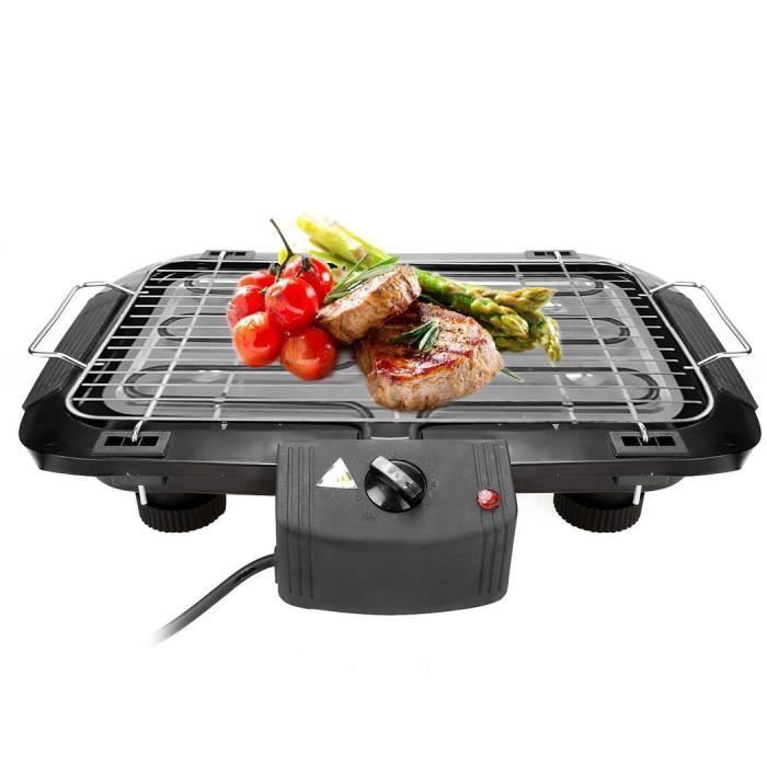 barbecue electrique run