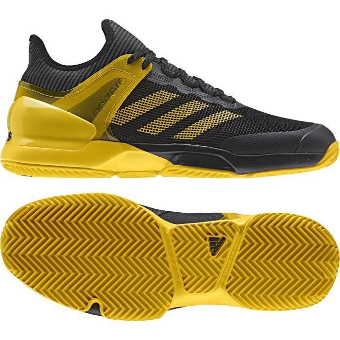adidas Chaussures de Tennis Adizero Ubersonic 2.0 Clay Homme