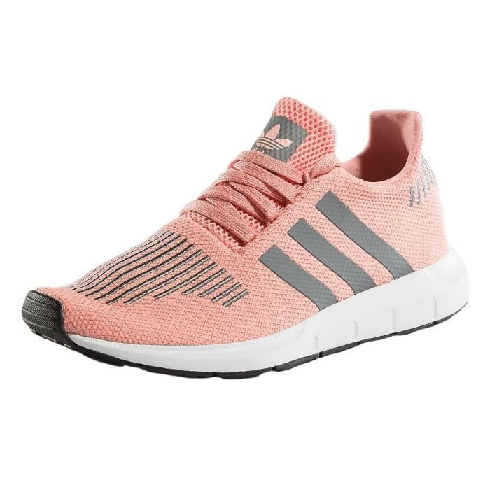 newest 27009 31d92 BASKET adidas Unisex-Kinder Chaussures  Baskets Swift Ru .
