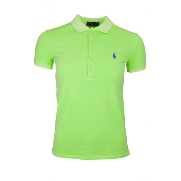 Ralph Lauren Polo - Polo Manches Courtes - Taille M EQeHC