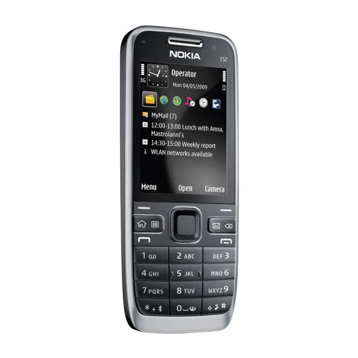 nokia e52 d bloqu tout op rateur t l phone portable prix pas cher cdiscount. Black Bedroom Furniture Sets. Home Design Ideas