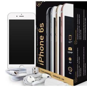 SMARTPHONE RECOND. Apple iPhone 6 Argent 32Go Débloqué (Reconditionné