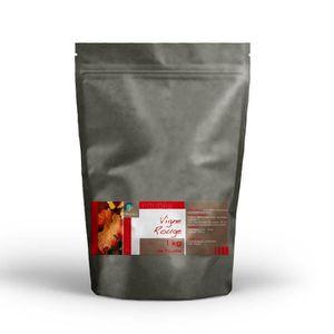 CIRCULATION SANGUINE 1kg de vigne rouge feuille poudre.
