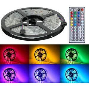 BANDE - RUBAN LED Ruban lumineux LED RGB - 10m