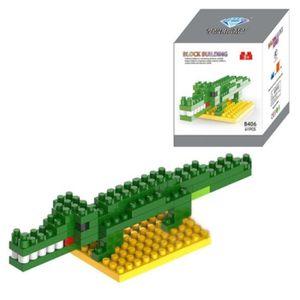 PORTE MONNAIE Mallette - Coffret Multi-Jeux - Crocodile Bande De