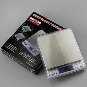 BALANCE ÉLECTRONIQUE Balance de précision pro 0.01 g / Max 500gr - 2 pl