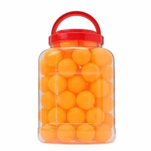 BALLE TENNIS DE TABLE lot de 60Pcs Balle de Ping Pong Tennis Table Pour