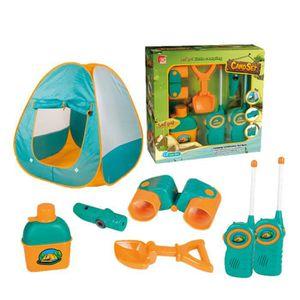 TENTE DE CAMPING Camping tent set Jeu de camping 7 pièces avec tent
