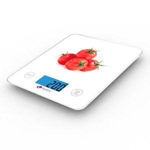 PÈSE-LETTRES Cuisine de balance Leotec Cuisine intelligente Blu