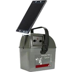 CLÔTURE ÉLECTRIQUE Electrificateur de clôture SOLAIRE Master 40