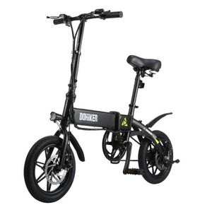 KIT VÉLO ÉLECTRIQUE Vélo Électrique Pliant DOHIKER  250W Pliable Vélom