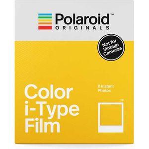PAPIER PHOTO INSTANTANE POLAROID ORIGINALS 4668 Film instantané couleur -