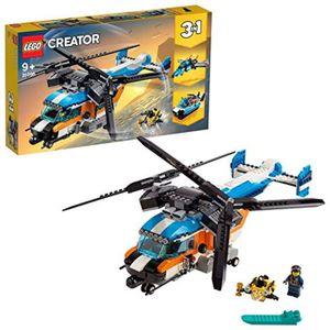 ASSEMBLAGE CONSTRUCTION Jeu D'Assemblage LEGO DUNRZ 31096 Creator 3-en-1 T