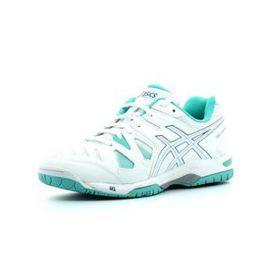 CHAUSSURES DE TENNIS ASICS Basket tennis Gel-game 5 W - Femme - Blanc e