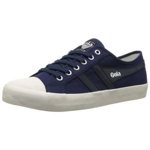 Gola Varsity, Baskets Homme, Bleu (Navy/Red/White ER), 46 EU