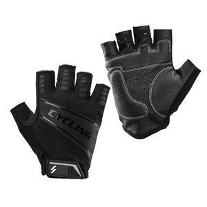 Cyclisme gants vélo demi doigt bicyclette gants mitaines vélo gants VIPER
