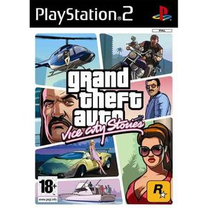 JEU PS2 Grand Theft Auto Vice City Stories (uk import)