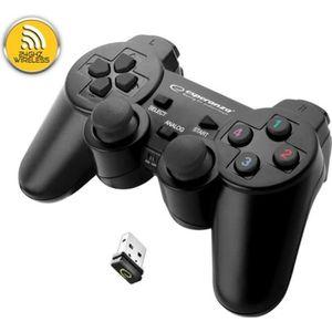 MANETTE JEUX VIDÉO Manette sans fil pour Sony Playstation 3 PS3 et PC