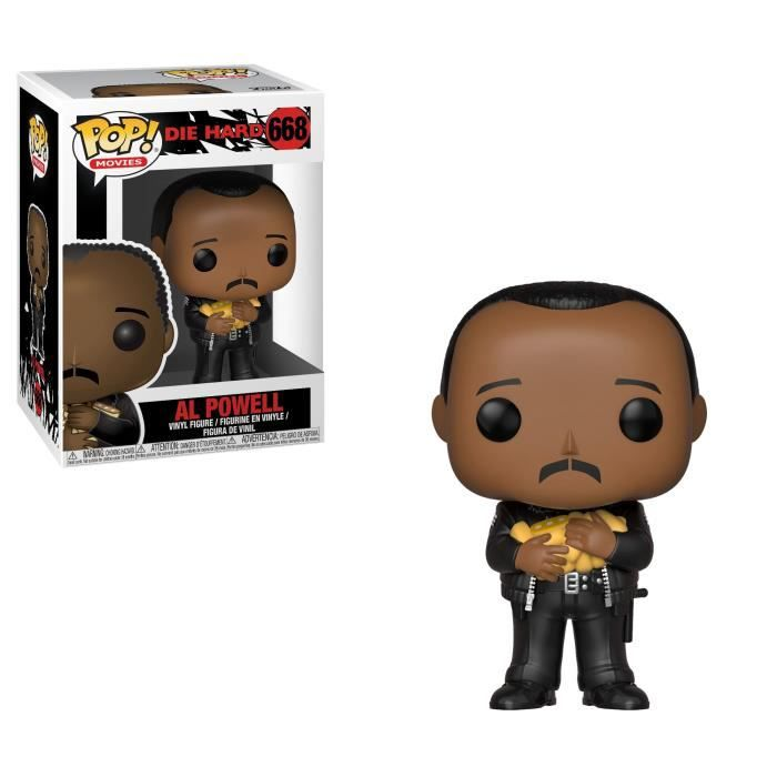 Figurine POP Movies - Die Hard Al Powell