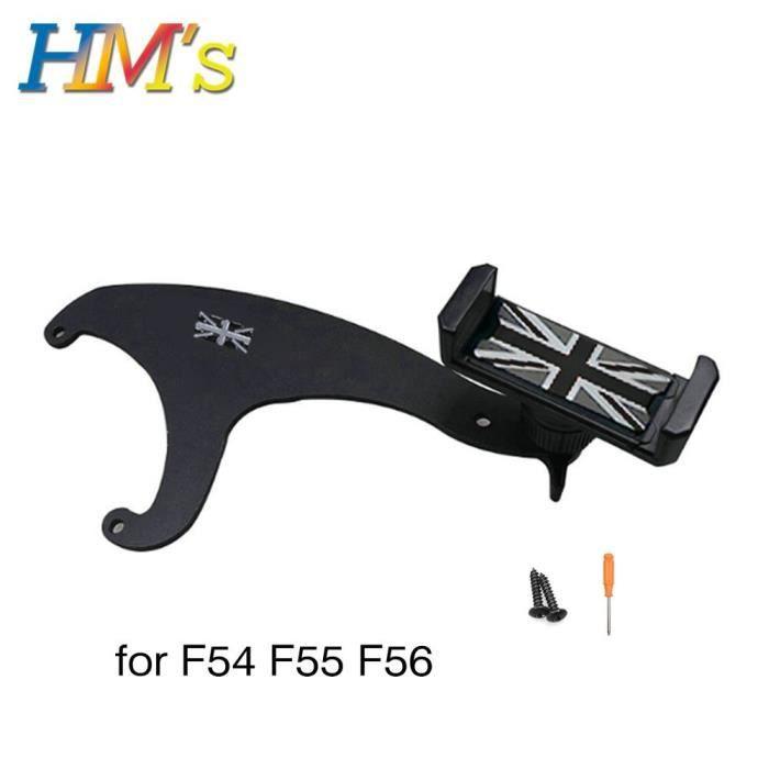 Pour MINI Cooper R56 R57 R55 Countryman R60 R61 Support Pour Téléphone Voiture Accessoires Pour Mini Cooper F56 F55 F60 [5F2DB80]