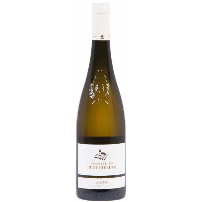 Domaine du Petit Clocher 2018 A.O.C Anjou blanc vin Blanc Vallée de la Loire