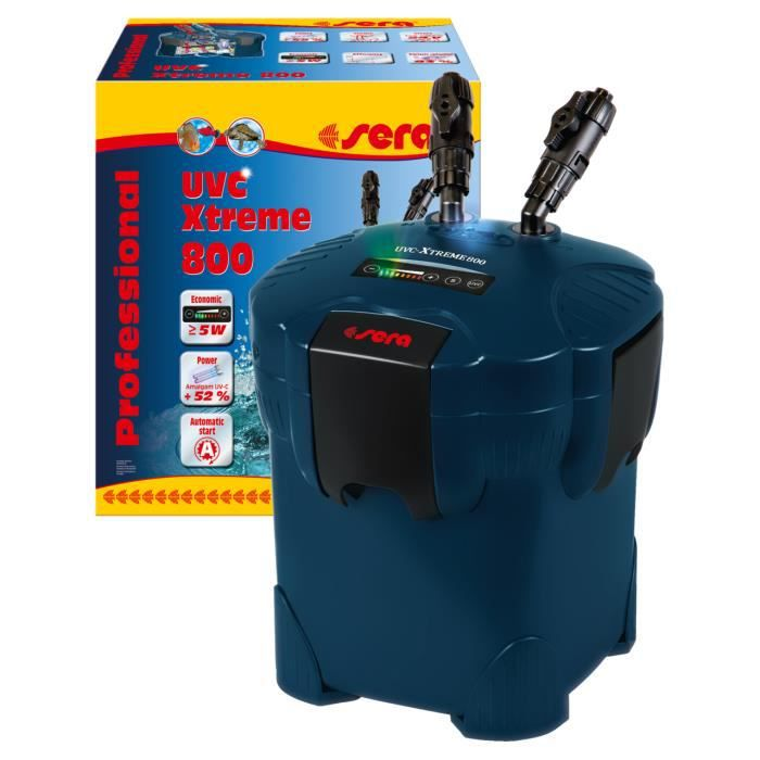 Filtre Extérieur Uvc-xtreme 800