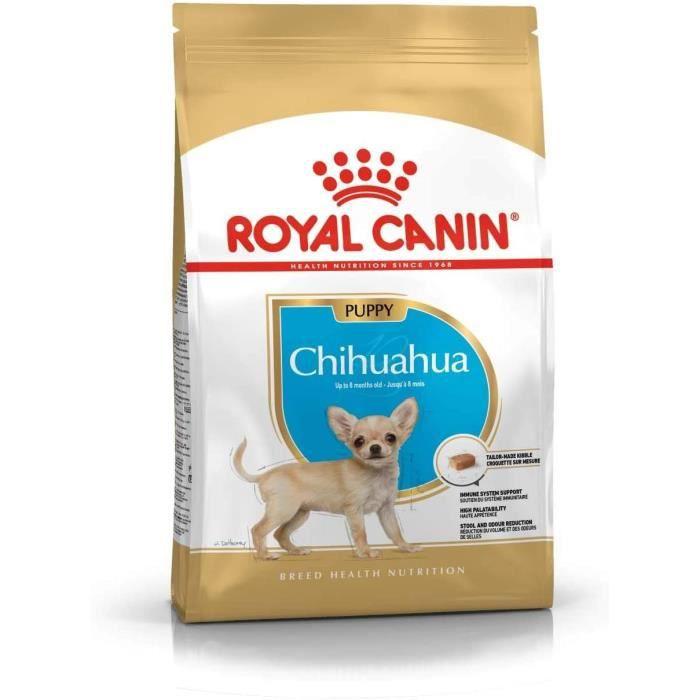 Nourriture pour chiens Royal Canin Chihuahua Junior 1,5 kg 35797