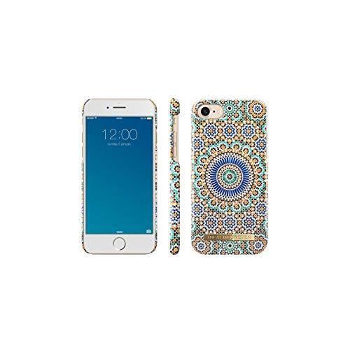 iDeal Of Sweden Moroccan Zellige Téléphone Portable Coque Protection Conception pour iPhone 8-7-6-6s