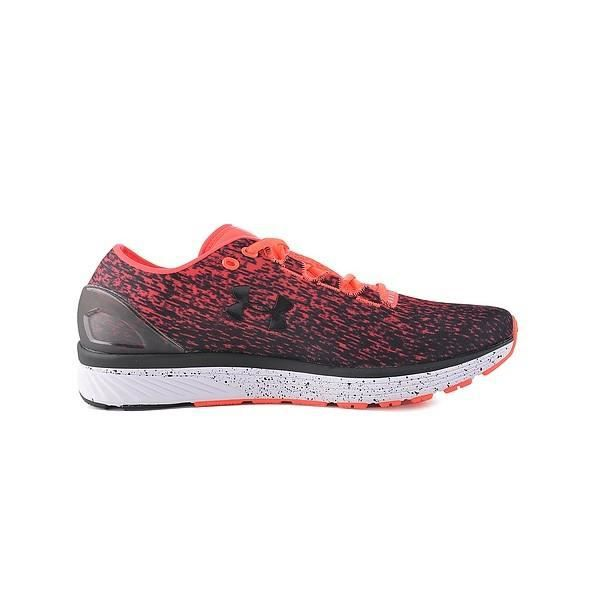 Chaussure de Training pour Homme Under Armour Charged Bandit 3 Ombre Rouge