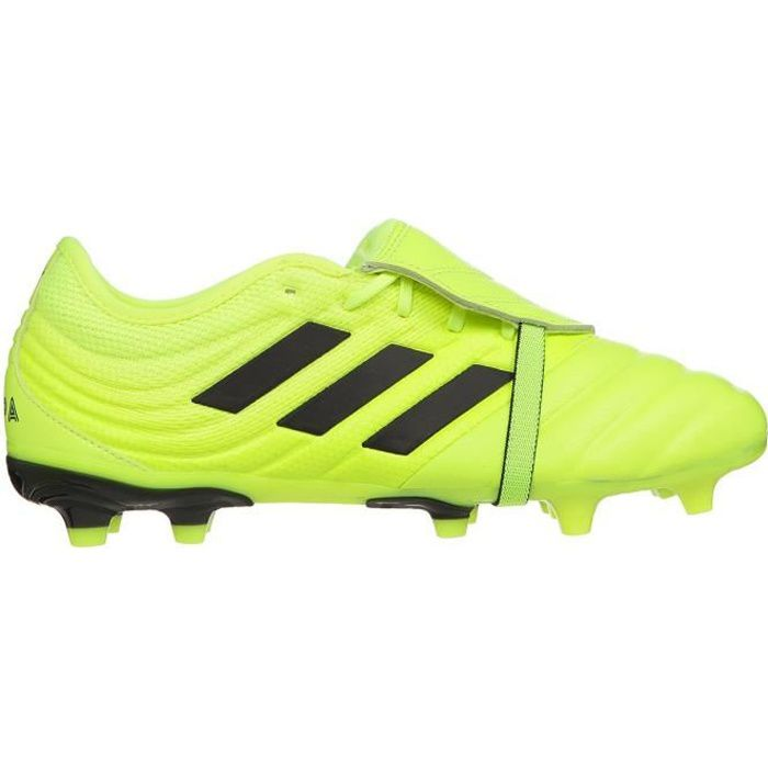 ADIDAS PERFORMANCE Chaussures de Football Copa Gloro 19.2 FG - Homme - Jaune/Noir