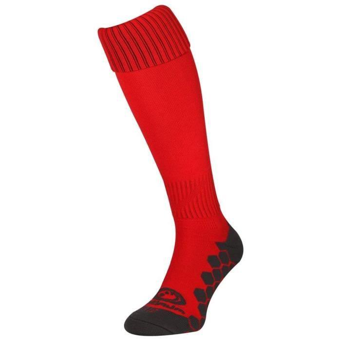 Chaussettes de Sport Football Optimum Classico Rouge