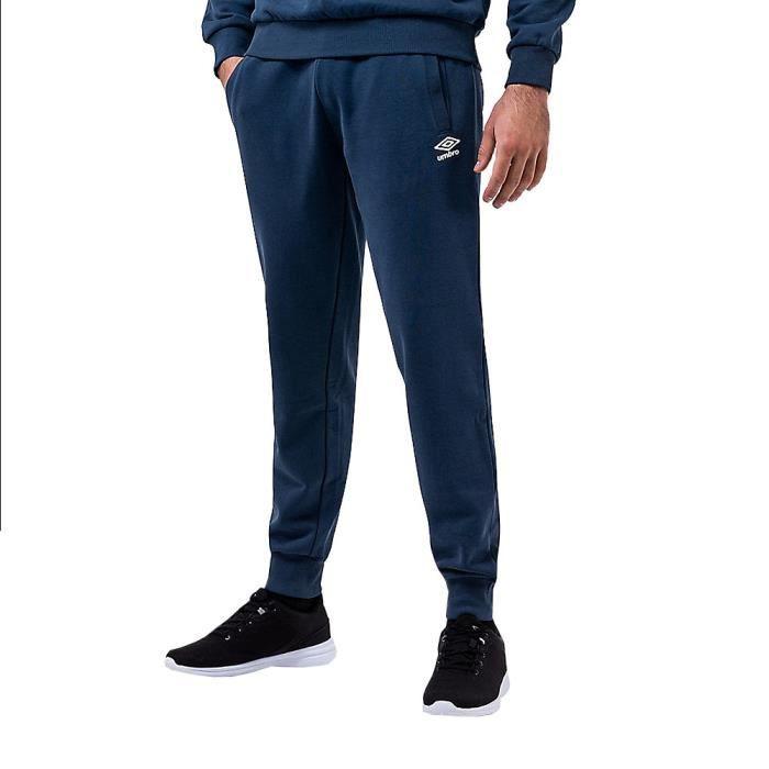 Jogging marine homme Umbro Pant Basics