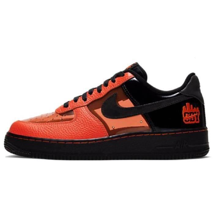 Basket Air Force 1 Air Force One AF 1 Low Chaussures de Running Homme Femme CT1251-1006
